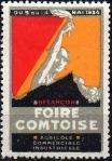 10-25 - Besancon - 1934 - Foire