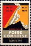 10-25 - Besancon - 1937 - Foire