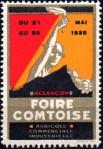 10-25 - Besancon - 1938 - Foire