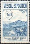 10-70 - Vesoul - 1912