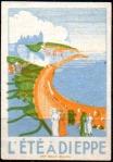 11-76 - Dieppe - L'été a...