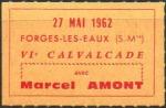 11-76 - Forges les Eaux - Cavalcade