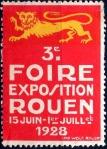 11-76 - Rouen - 1928 Foire
