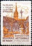 11-76 - Rouen - 1935 - Expo art.
