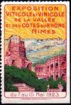 13-30 - Nimes - 1923 Expo