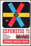 15-55 - Bar-le-Duc - 1971  Expo