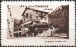 16-09 - Ax-les-Thermes - Hôtel
