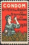 16-32 - Condom - 1933 Fêtes raisin