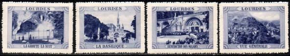 16-65 - Lourdes - Série 8 à 11