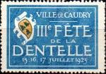 17-59 - Caudry - 1923 - Fête dentelle