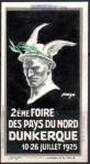 17-59 - Dunkerque -1925 - 2° Foire