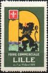 17-59 - Lille - Foire 1926