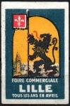 17-59 - Lille - Foire 1928