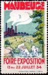 17-59 - Maubeuge - Foire 1934