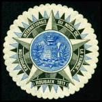 17-59 - Roubais - 1911 - 1A