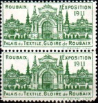 17-59 - Roubaix - 1911 - Palais Textile