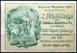 17-59 - Roubaix Fête 1910