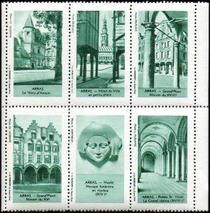 17-62 - Arras - Vues diverses