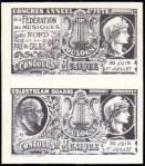 17-62 - Boulogne sur Mer - 1907 - Musique