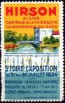19-02 - Hirson - Foire 1934