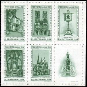 19-02 - Laon - 1934 - Congrès marial - 1A