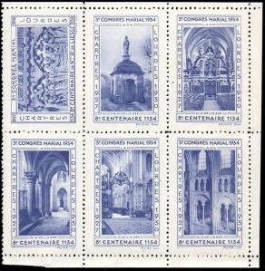 19-02 - Laon - 1934 - Congrès marial - 1B