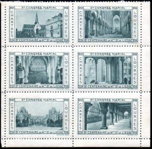 19-02 - Laon - 1934 - Congrès marial - 1C