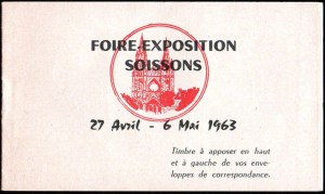 19-02 - Soissons - 1963 - Foire expo - 1A