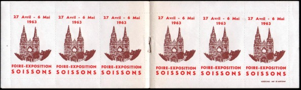 19-02 - Soissons - 1963 - Foire expo - 1B