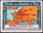 19-60 - Compiègne - Fêtes J. d'Arc