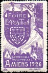 19-80 - Amiens - 1926 - Foire