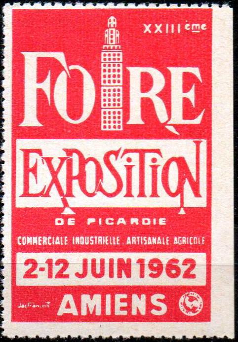 Somme site de l 39 arc en ciel for Amiens foire expo