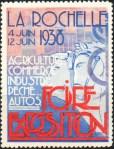 20-17 - La Rochelle - Foire 1938