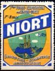20-79 - Niort - 1929 - Foire