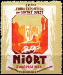 20-79 - Niort - Foire 1934