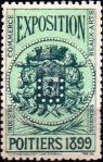 20-86 - Poitiers - 1899 - Expo