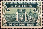 20-86 - Poitiers - 1925 - Expo
