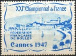 21-06 - Cannes - Boules 1947