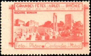 21-13 - Arles - Cent. Mistral - 3