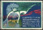 21-13 - Marseille - 1908 - Electricité - 1