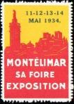 22-26 - Montélimar - 1934 - Foire