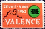 22-26 - Valence - 1962 - Foire