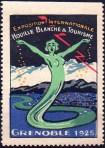 22-38 - Grenoble - 1925 Expo Intale