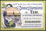 22-38 - Grenoble - Concours Tir 1911