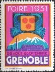 22-38 - Grenoble - Foire 1931
