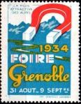 22-38 - Grenoble - Foire 1934