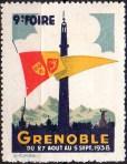 22-38 - Grenoble - Foire 1938