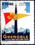 22-38 - Grenoble - Foire 1939