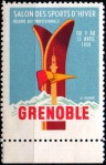 22-38 - Grenoble - Foire 1959