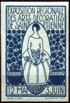 22-42 - St Etienne - 1923 - Expo Arts Déco